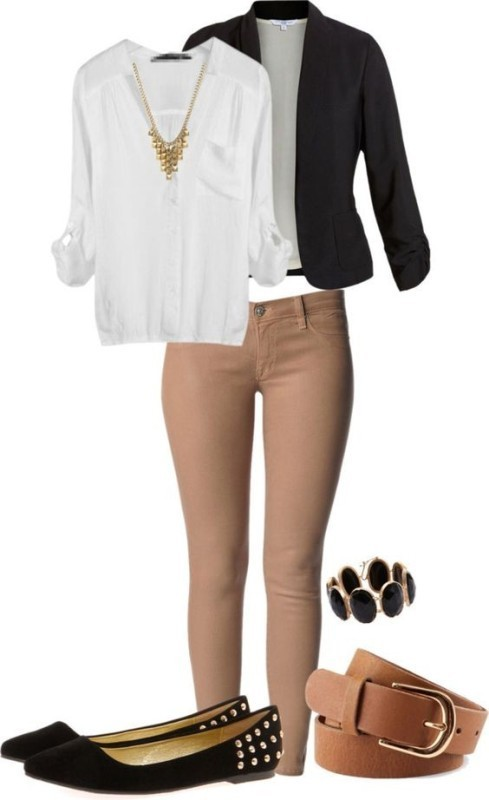 blazer-outfit-ideas-12 88+ Stylish Blazer Outfit Ideas to Copy Now