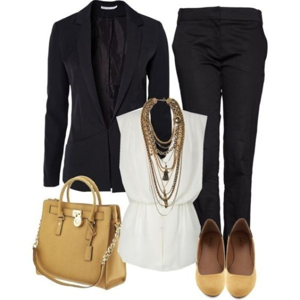 blazer-outfit-ideas-120 88+ Stylish Blazer Outfit Ideas to Copy Now