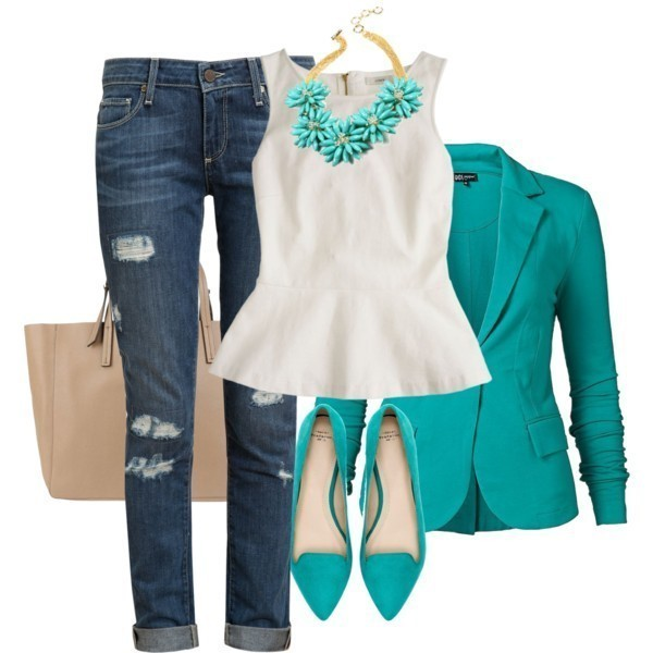 blazer-outfit-ideas-126 88+ Stylish Blazer Outfit Ideas to Copy Now