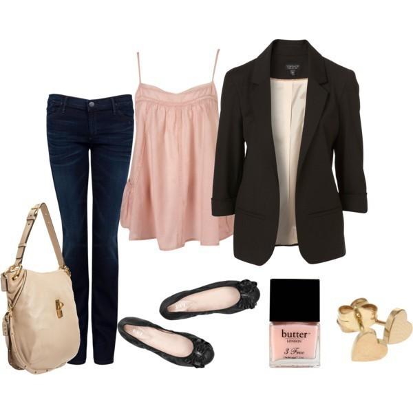 blazer-outfit-ideas-134 88+ Stylish Blazer Outfit Ideas to Copy Now