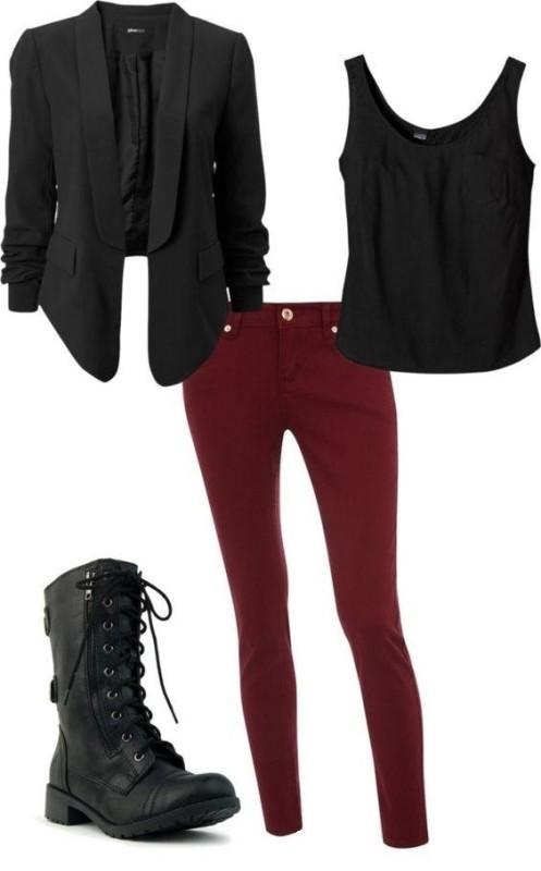 blazer-outfit-ideas-14 88+ Stylish Blazer Outfit Ideas to Copy Now