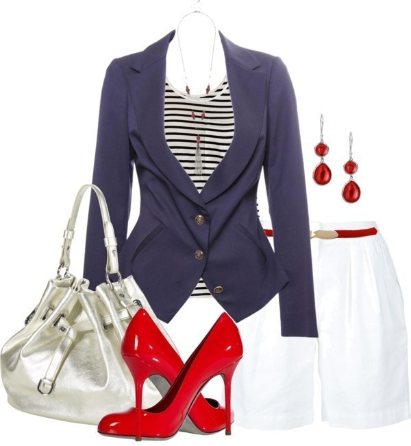 blazer-outfit-ideas-146 88+ Stylish Blazer Outfit Ideas to Copy Now