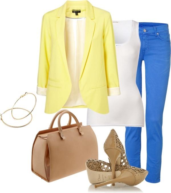 blazer-outfit-ideas-148 88+ Stylish Blazer Outfit Ideas to Copy Now