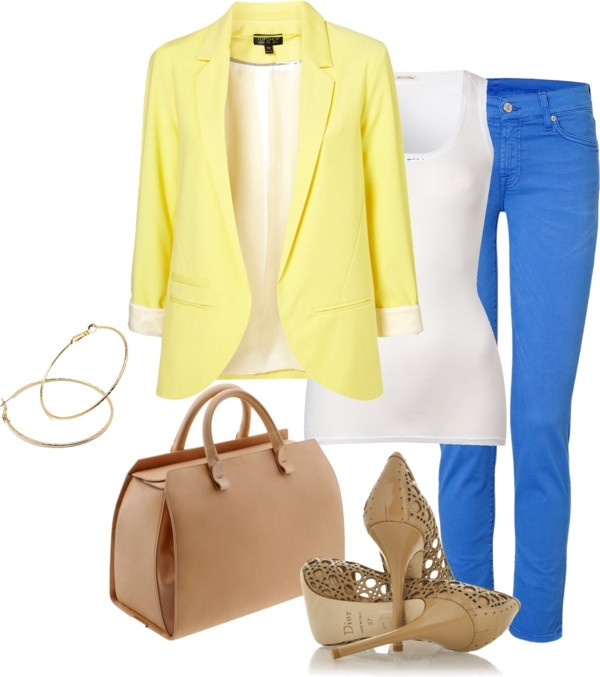 blazer-outfit-ideas-148 88+ Stylish Blazer Outfit Ideas to Copy Now