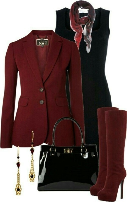 blazer-outfit-ideas-15 88+ Stylish Blazer Outfit Ideas to Copy Now