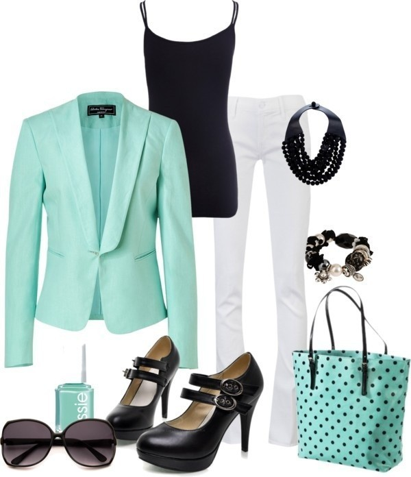 blazer-outfit-ideas-153 88+ Stylish Blazer Outfit Ideas to Copy Now