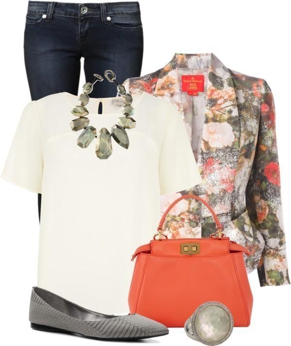 blazer-outfit-ideas-157 88+ Stylish Blazer Outfit Ideas to Copy Now
