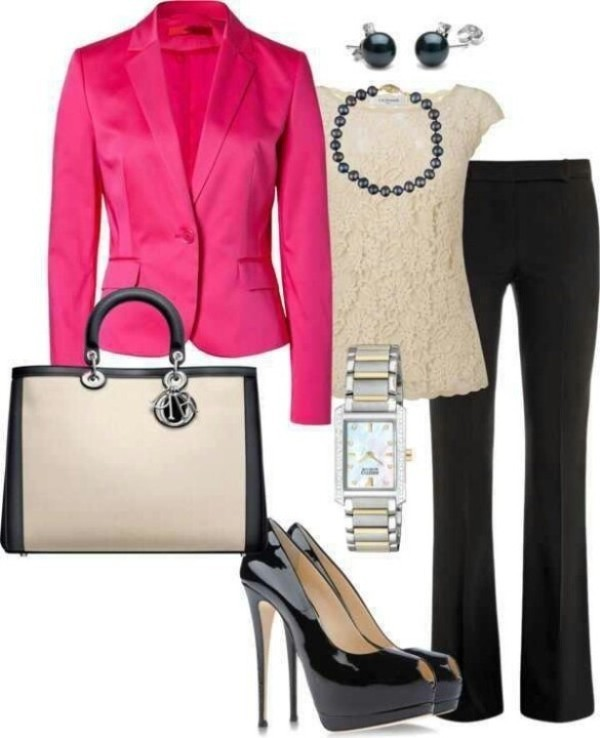 blazer-outfit-ideas-161 88+ Stylish Blazer Outfit Ideas to Copy Now