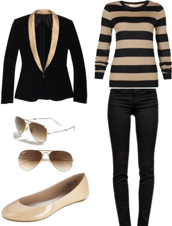 blazer-outfit-ideas-167 88+ Stylish Blazer Outfit Ideas to Copy Now