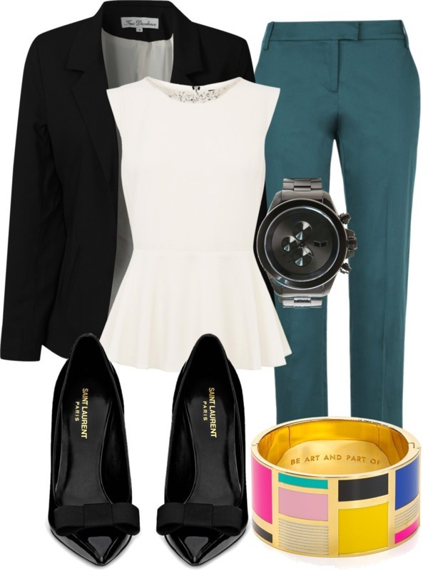 blazer-outfit-ideas-172 88+ Stylish Blazer Outfit Ideas to Copy Now