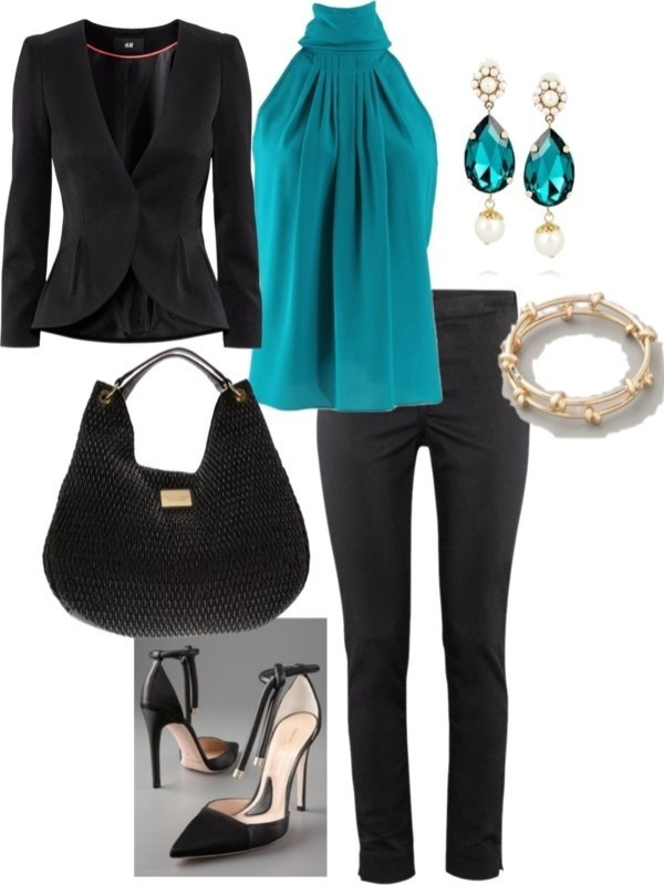 blazer-outfit-ideas-173 88+ Stylish Blazer Outfit Ideas to Copy Now