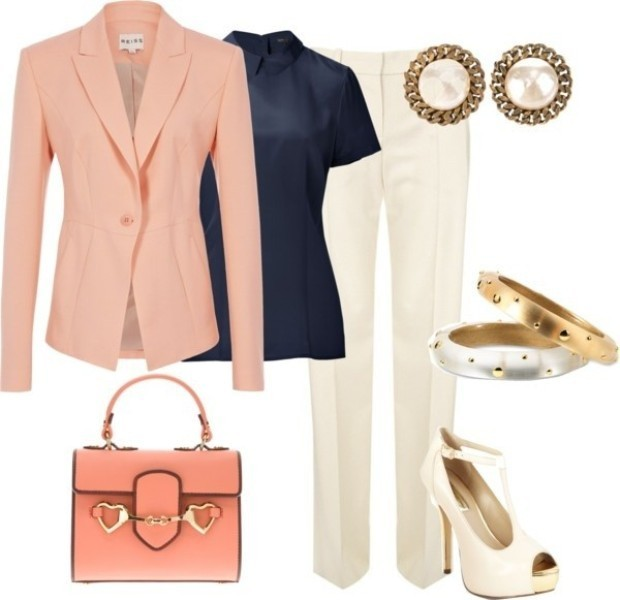 blazer-outfit-ideas-175 88+ Stylish Blazer Outfit Ideas to Copy Now