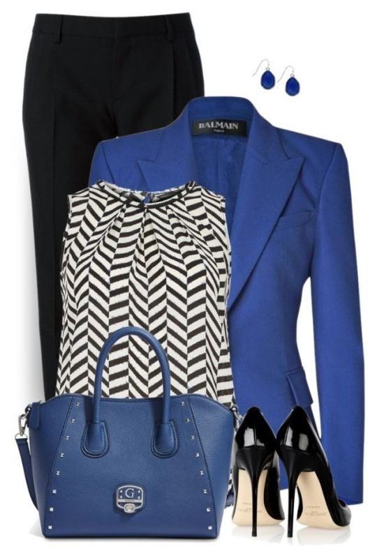 blazer-outfit-ideas-20 88+ Stylish Blazer Outfit Ideas to Copy Now
