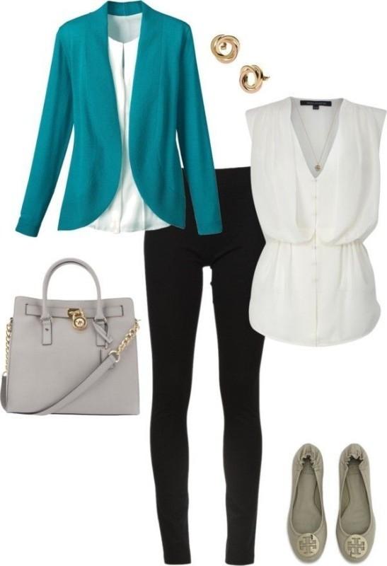 blazer-outfit-ideas-22 88+ Stylish Blazer Outfit Ideas to Copy Now