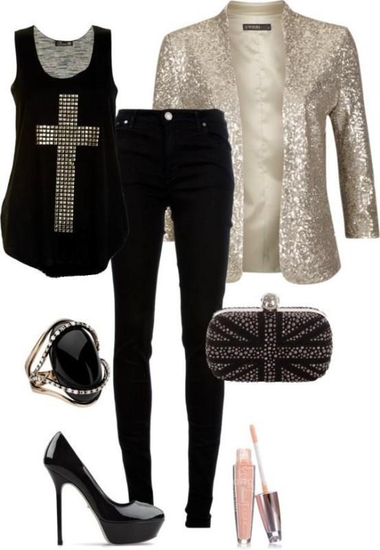blazer-outfit-ideas-23 88+ Stylish Blazer Outfit Ideas to Copy Now
