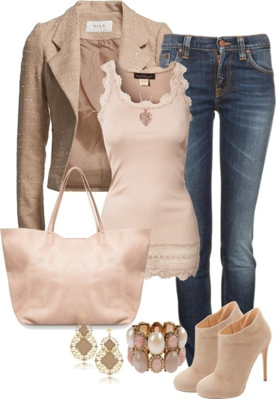 blazer-outfit-ideas-24 88+ Stylish Blazer Outfit Ideas to Copy Now
