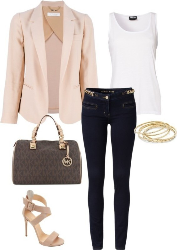 blazer-outfit-ideas-26 88+ Stylish Blazer Outfit Ideas to Copy Now