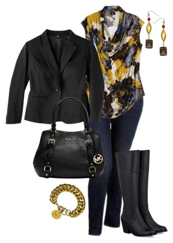 blazer-outfit-ideas-27 88+ Stylish Blazer Outfit Ideas to Copy Now
