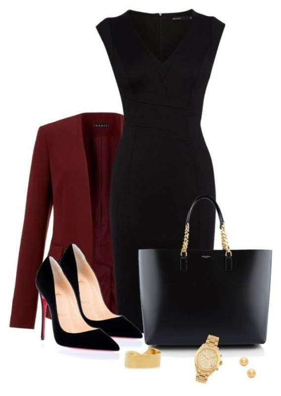 blazer-outfit-ideas-28 88+ Stylish Blazer Outfit Ideas to Copy Now