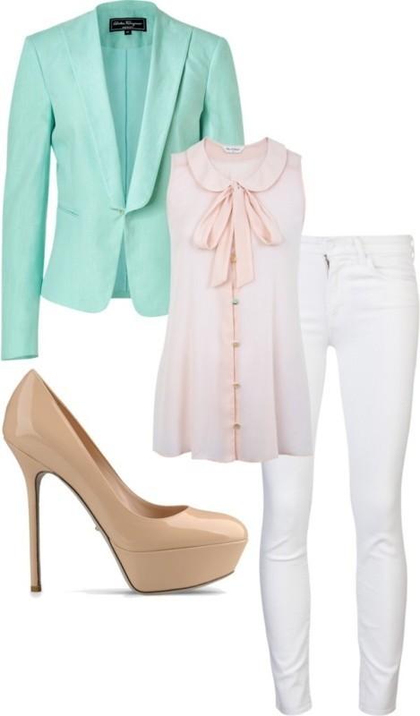 blazer-outfit-ideas-3 88+ Stylish Blazer Outfit Ideas to Copy Now