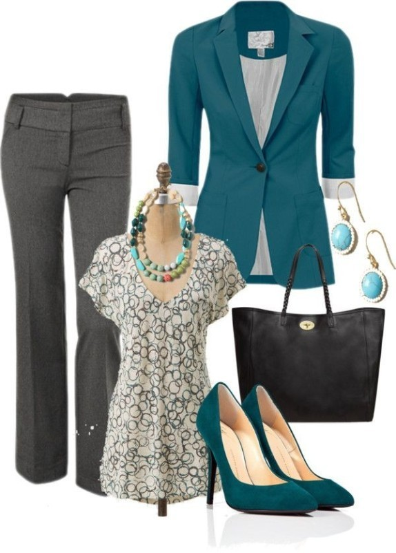 blazer-outfit-ideas-31 88+ Stylish Blazer Outfit Ideas to Copy Now