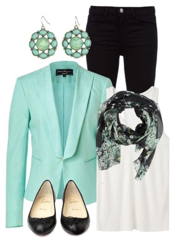 blazer-outfit-ideas-32 88+ Stylish Blazer Outfit Ideas to Copy Now