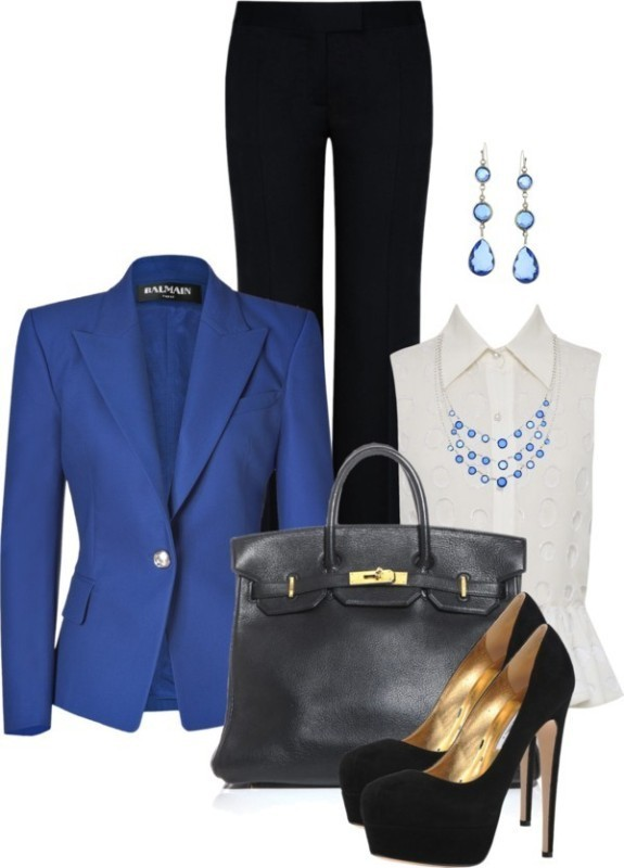 blazer-outfit-ideas-33 88+ Stylish Blazer Outfit Ideas to Copy Now