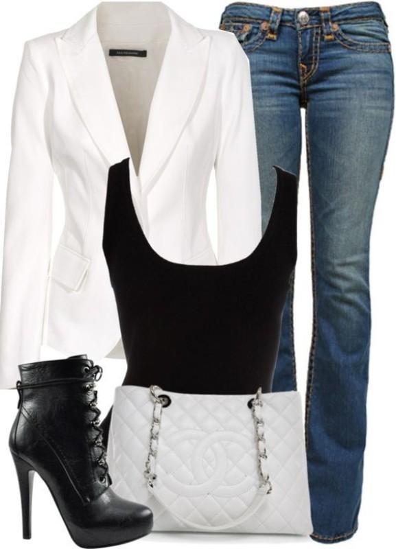 blazer-outfit-ideas-34 88+ Stylish Blazer Outfit Ideas to Copy Now