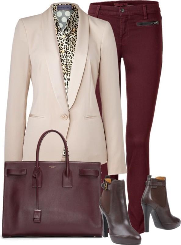 blazer-outfit-ideas-38 88+ Stylish Blazer Outfit Ideas to Copy Now