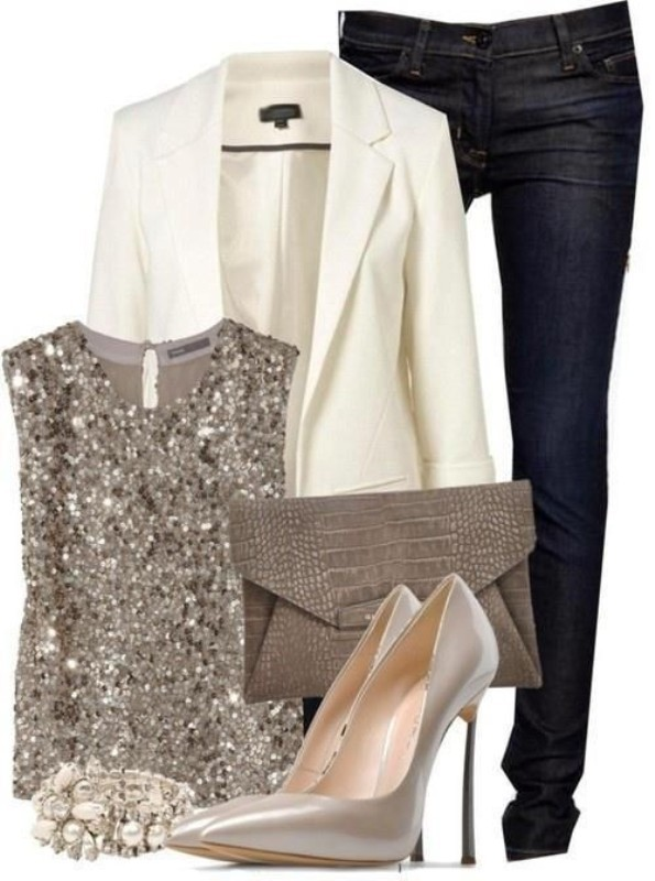 blazer-outfit-ideas-40 88+ Stylish Blazer Outfit Ideas to Copy Now