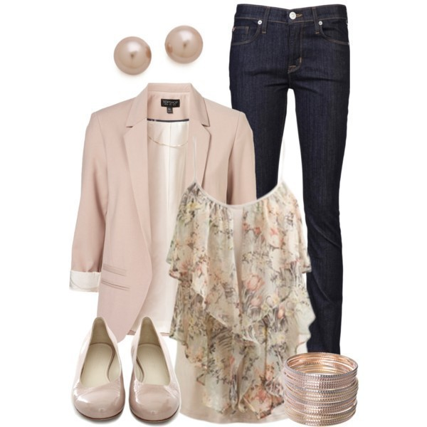 blazer-outfit-ideas-45 88+ Stylish Blazer Outfit Ideas to Copy Now