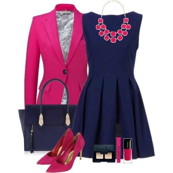 blazer-outfit-ideas-49 88+ Stylish Blazer Outfit Ideas to Copy Now