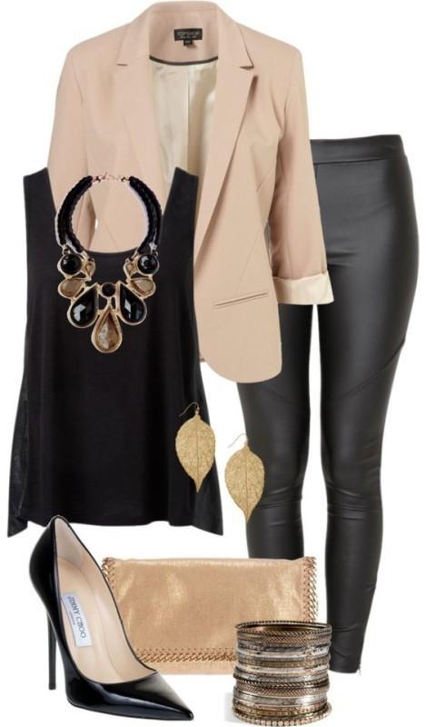 blazer-outfit-ideas-5 88+ Stylish Blazer Outfit Ideas to Copy Now