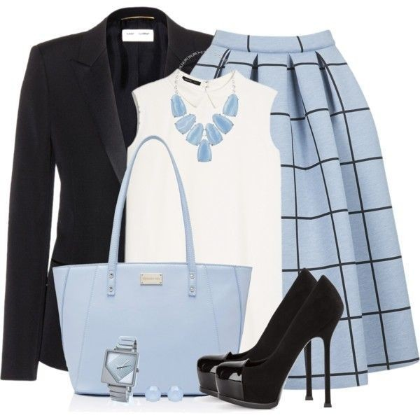 blazer-outfit-ideas-51 88+ Stylish Blazer Outfit Ideas to Copy Now