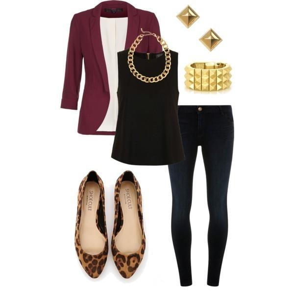 blazer-outfit-ideas-52 88+ Stylish Blazer Outfit Ideas to Copy Now