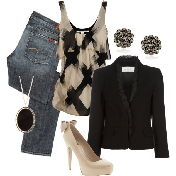 blazer-outfit-ideas-57 88+ Stylish Blazer Outfit Ideas to Copy Now