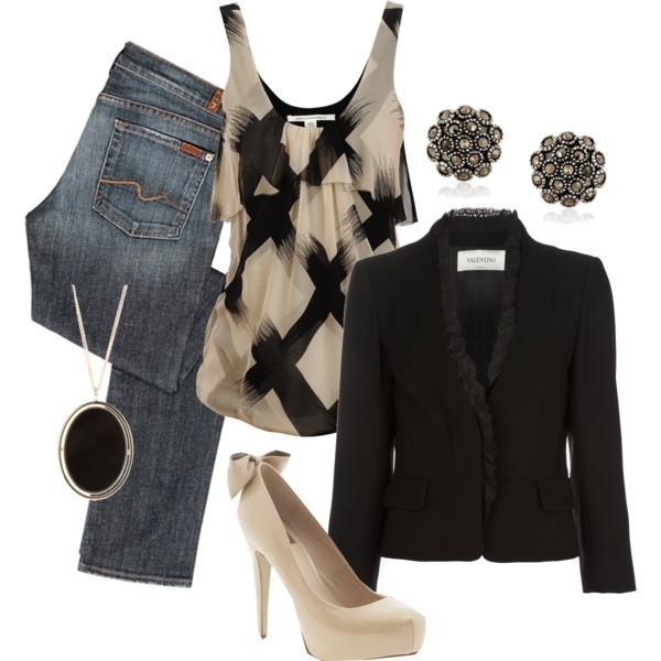 blazer-outfit-ideas-57 88+ Stylish Blazer Outfit Ideas to Copy Now