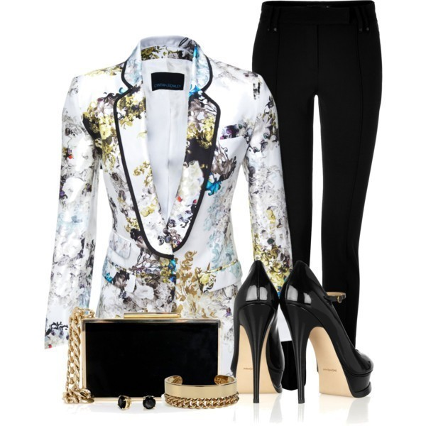 blazer-outfit-ideas-59 88+ Stylish Blazer Outfit Ideas to Copy Now