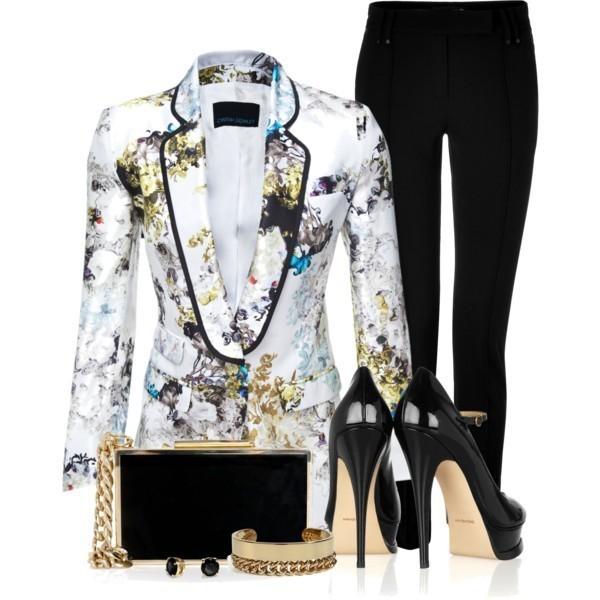 blazer-outfit-ideas-59 88+ Stylish Blazer Outfit Ideas to Copy Now