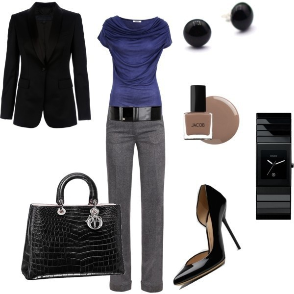 blazer-outfit-ideas-60 88+ Stylish Blazer Outfit Ideas to Copy Now