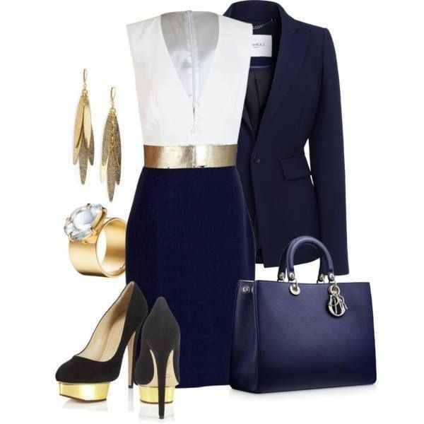 blazer-outfit-ideas-62 88+ Stylish Blazer Outfit Ideas to Copy Now