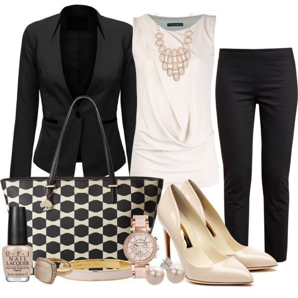 blazer-outfit-ideas-63 88+ Stylish Blazer Outfit Ideas to Copy Now