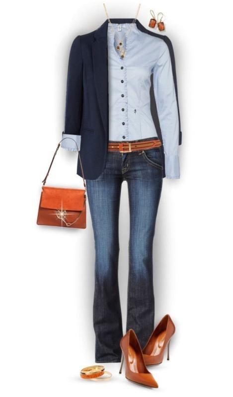 blazer-outfit-ideas-7 88+ Stylish Blazer Outfit Ideas to Copy Now