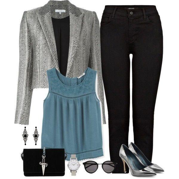 blazer-outfit-ideas-72 88+ Stylish Blazer Outfit Ideas to Copy Now