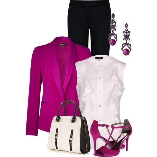 blazer-outfit-ideas-75 88+ Stylish Blazer Outfit Ideas to Copy Now