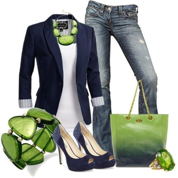 blazer-outfit-ideas-78 88+ Stylish Blazer Outfit Ideas to Copy Now