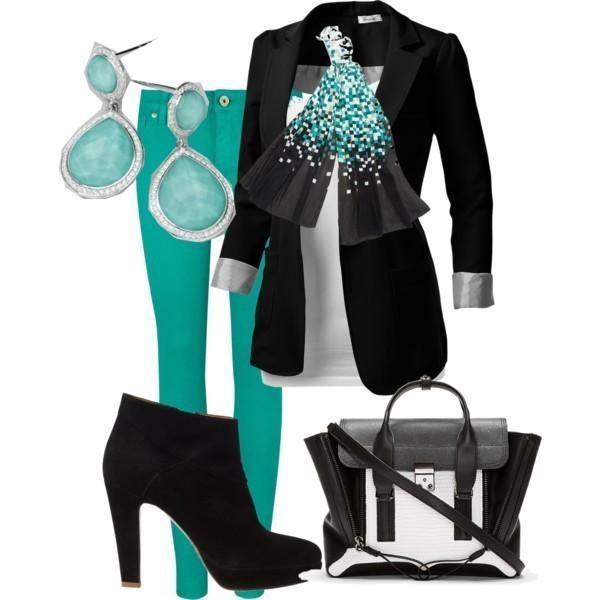 blazer-outfit-ideas-90 88+ Stylish Blazer Outfit Ideas to Copy Now