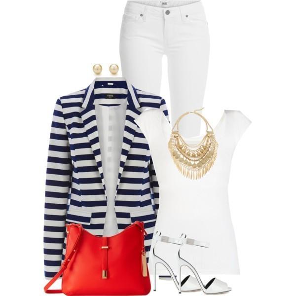 blazer-outfit-ideas-91 88+ Stylish Blazer Outfit Ideas to Copy Now