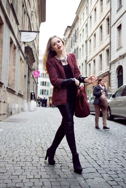 blazer-outfits-101 87+ Fresh Ways to Learn How to Wear a Blazer