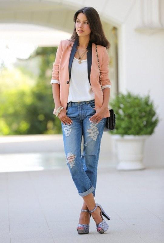 blazer-outfits-103 87+ Fresh Ways to Learn How to Wear a Blazer